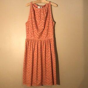 Max Studio midi dress size Small